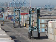 Een koper of niet? Heisa om toekomst van het grote containeroverslagbedrijf APM Terminals Rotterdam