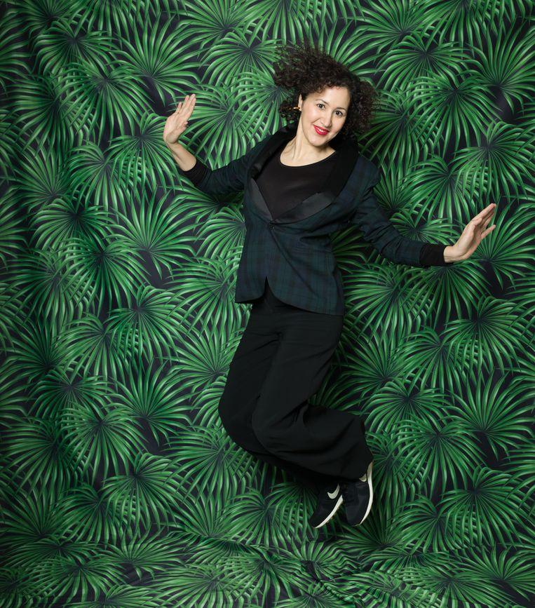 'In Marokko ontdekte ik dat het niet uitmaakt waar je vandaan komt, dat ik in de eerste plaats een vrouw ben.' Beeld Ivo van der Bent