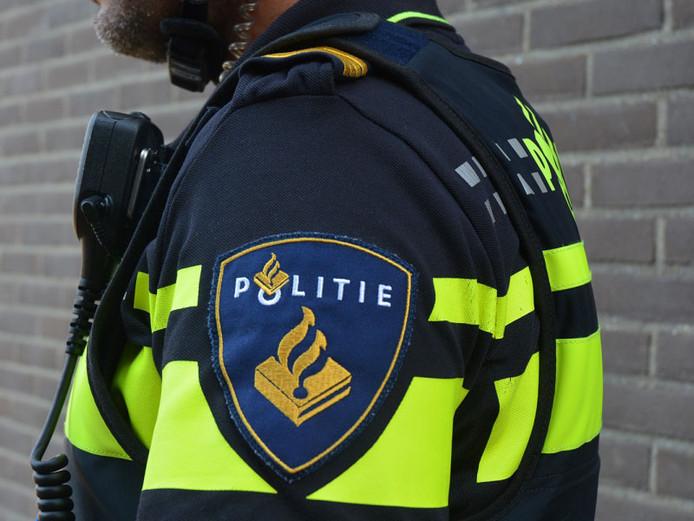 Een politiemedewerker van de eenheid Zeeland-West-Brabant wordt bedreigd. Foto ter illustratie.