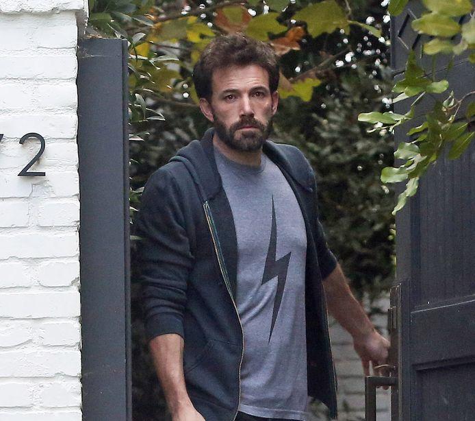 Ben ziet er op recente foto's erg vermagerd en vermoeid uit.