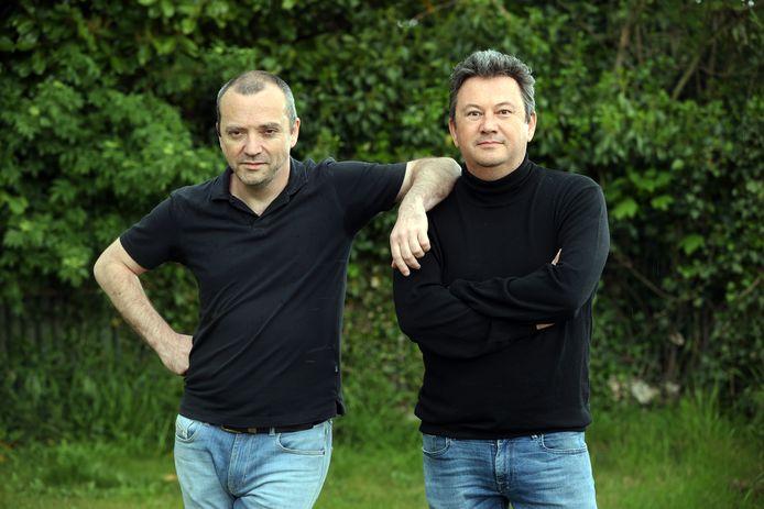 Miguel Wiels en William Vaesen (Niels William) blikken in Dag Allemaal terug op het ontstaan van K3.