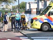 Vrouw raakt ernstig gewond aan haar hoofd op Steinhagenseweg