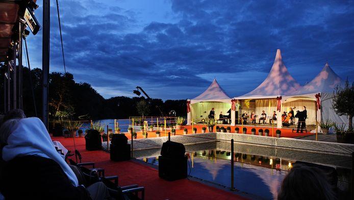 Voortaan mag Kameryck maximaal drie evenementen per jaar organiseren