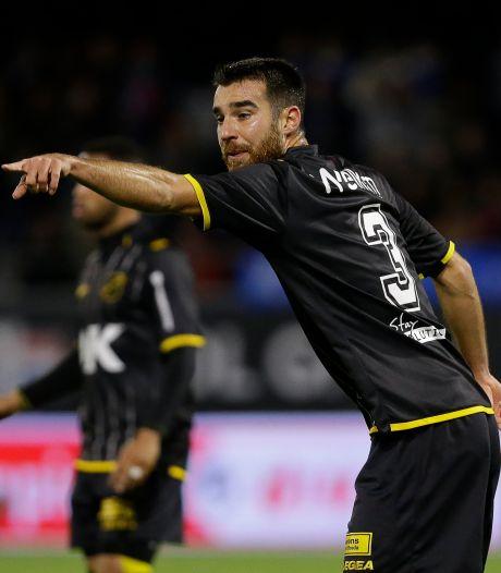 Verdediger Riera helpt NAC aan moeizaam gelijkspel in Eindhoven