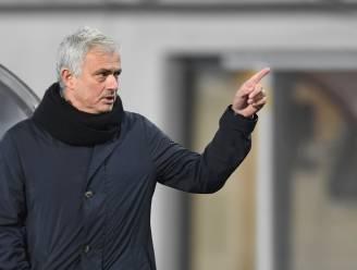 """Het steekt wat bij Mourinho dat Antwerp nog boven Tottenham staat: """"Willen eerste eindigen"""""""
