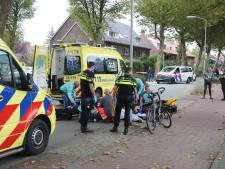 Fietser gewond geraakt na aanrijding met andere fietser in Leidschendam