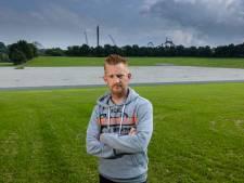 Deze spookstad in de polder had vol dansende mensen op Lowlands moeten staan: 'Dit is heel zuur'