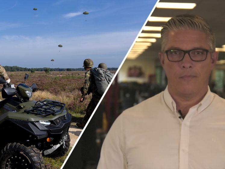 De Stentor Nieuws Update | Ambulance aangereden in Loenen en Veluwse heide vol parachutisten