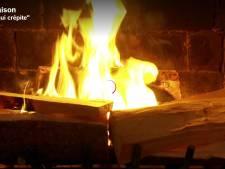 Branle-bas de combat pour des flammes... à la télé