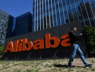 Chinese miljardenboete zorgt voor verlies webwinkel Alibaba