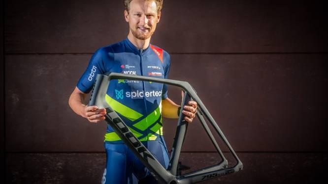 """Circuit de Wallonie is eerste Belgische wedstrijd voor Simon Daniels: """"Blij dat ik er al vijf koersdagen heb opzitten"""""""