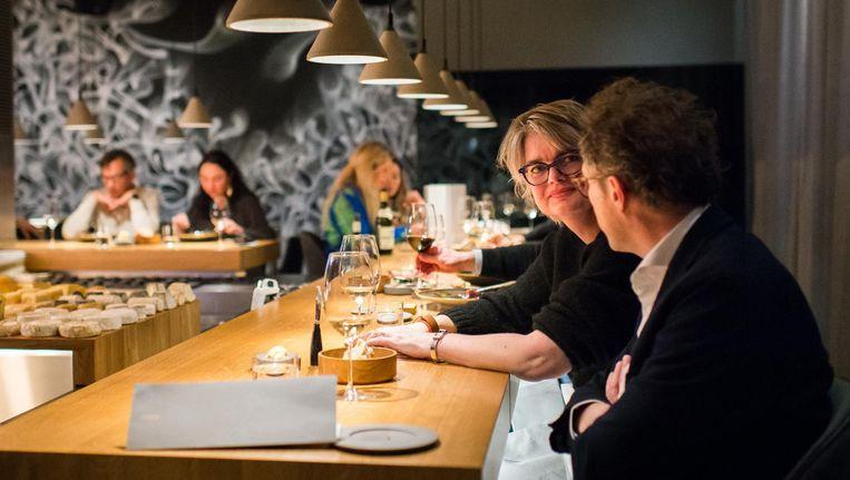 Restaurant 212. Beeld Mats van Soolingen