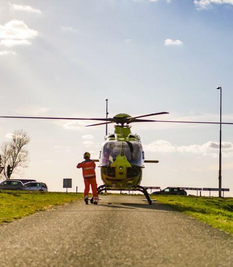 Afrit A28 bij Nijkerk korte tijd afgesloten vanwege ernstig ongeluk in Harderwijk