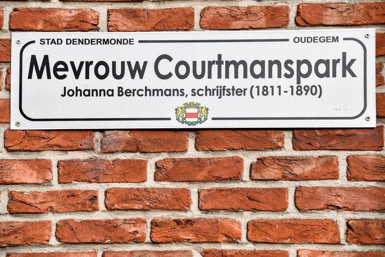 Welgeteld één straat in Dendermonde is genoemd naar een bijzondere vrouw uit de Dendermondse geschiedenis: