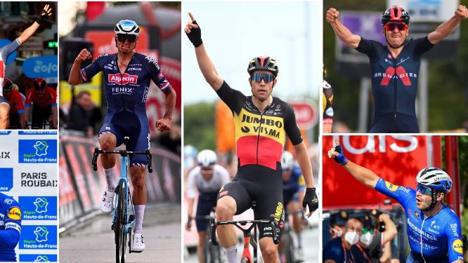 La revanche de van Aert ou de van der Poel? Les favoris de Paris-Roubaix