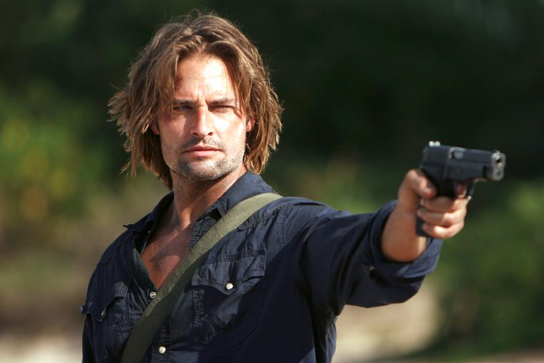 Josh Holloway als Sawyer in 'Lost'