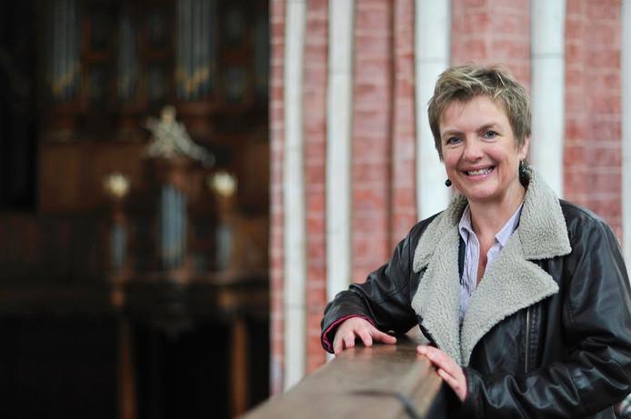 Organiste Leonore Lub laat in Kampen meerdere klassieke werken horen.