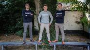 Trio lanceert 'machtige' kledinglijn