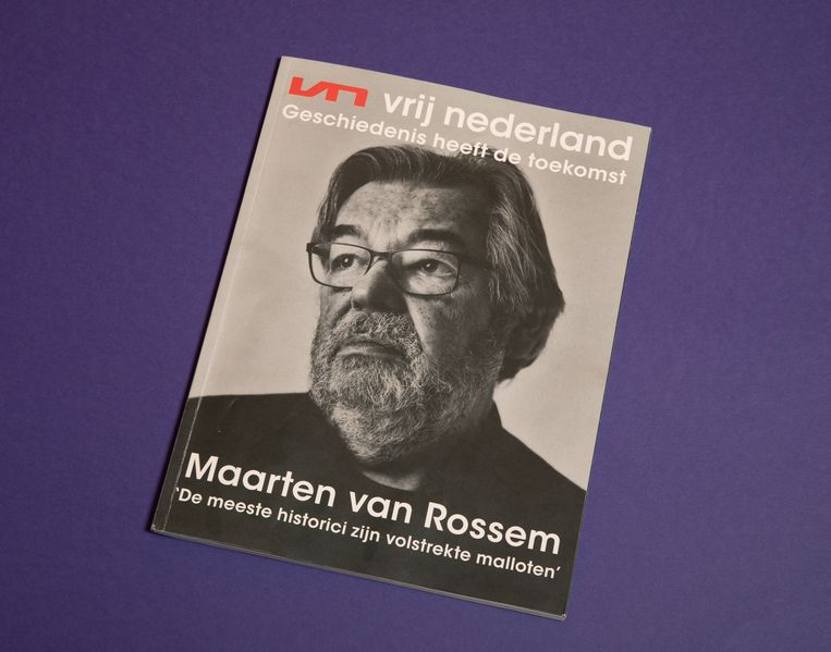 Vrij Nederland Beeld