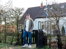Profvoetballer Julius Bliek groeide op in Burgh-Haamstede: 'Voetbal was belangrijk, maar zeker niet het enige'