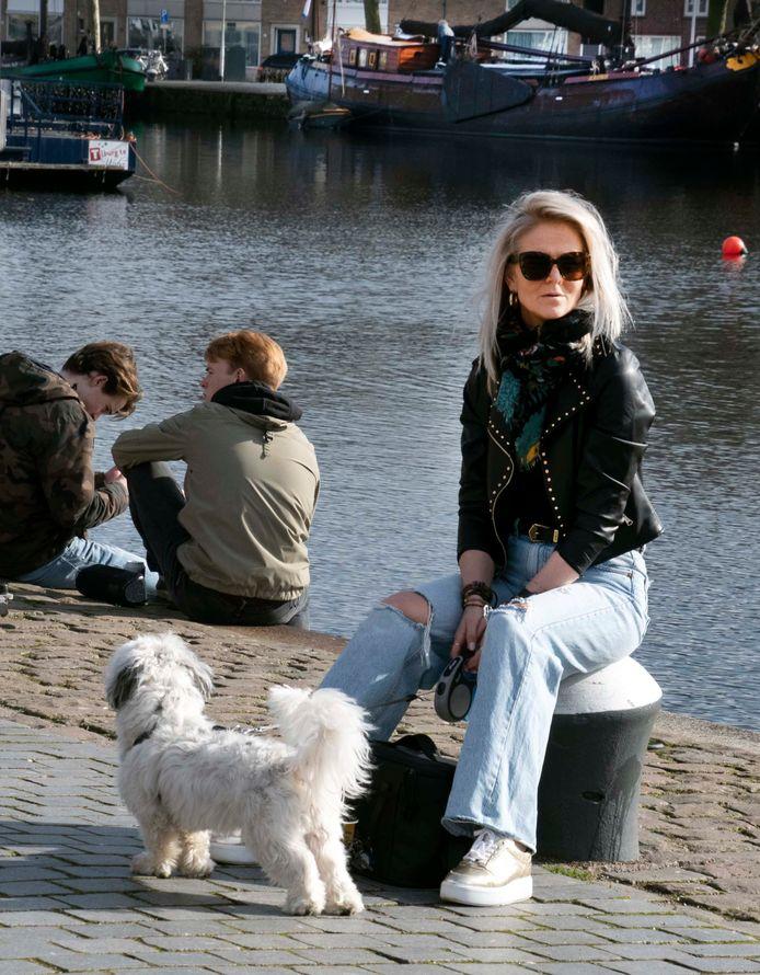 Lente temperatuur en gevoel in Tilburg