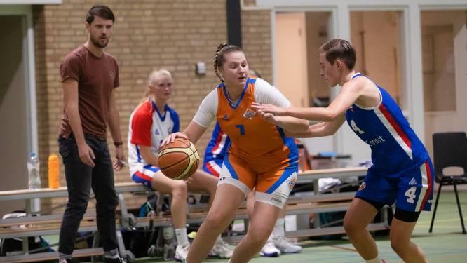 Basketbalster Vissers is na een pauze van twee jaar direct op schot in Eindhoven