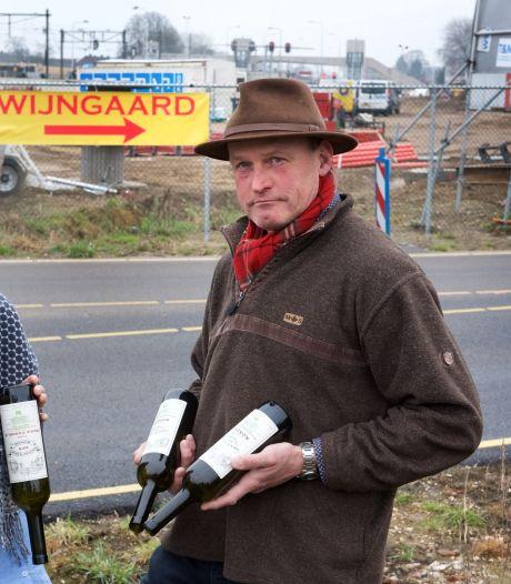 'Onzichtbare' wijngaard Dieren in gevaar