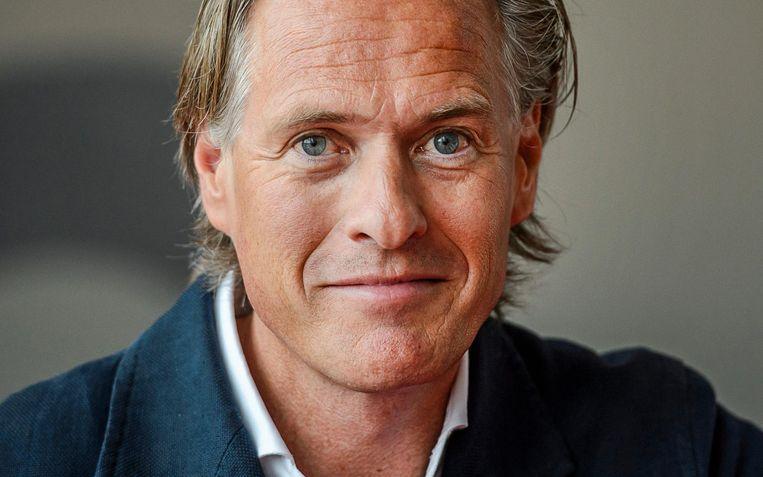 Televisiepresentator en ex-hoofdredacteur van Quote Jort Kelder. Beeld anp