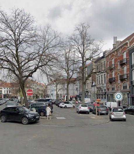 La célèbre place du Châtelain, à Ixelles, va être entièrement rénovée: le parking va disparaître