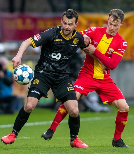 Samenvatting | Go Ahead Eagles - Roda JC