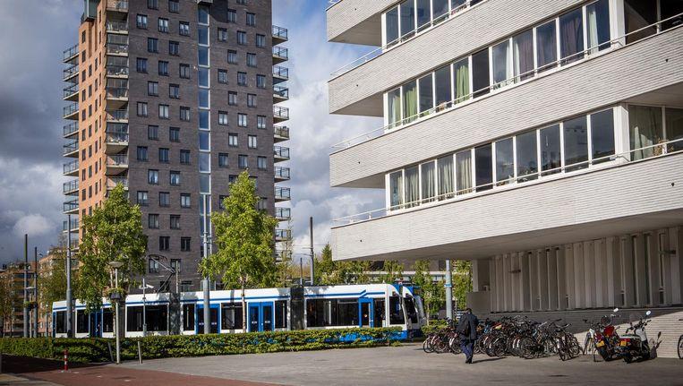 Begin- en eindpunt van lijn 13 Beeld Floris Lok