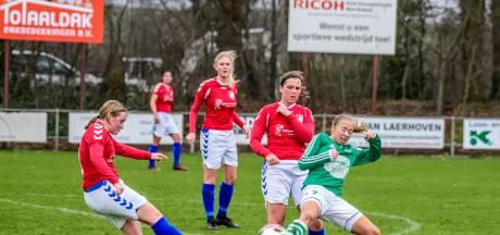 Vrouwen Bavel uitgeschakeld in KNVB Bekertoernooi