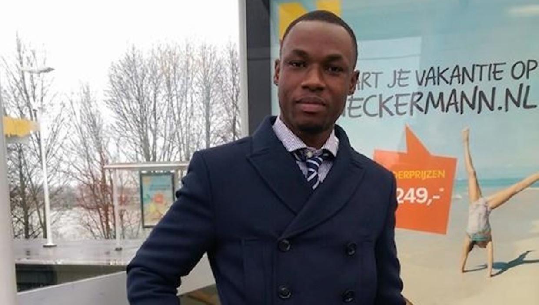 De zaak rond Augustine Nyantaki is nog altijd onopgelost. Beeld Facebook