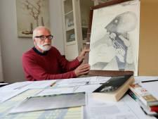 Hans zoekt contact met kinderen van oorlogsslachtoffers; gebukt onder trauma van vader