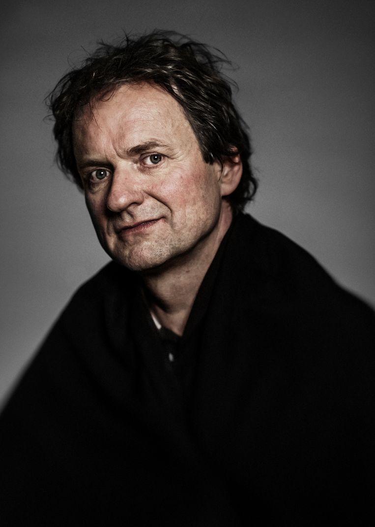 Frank Westerman. Beeld Karoly Effenberger