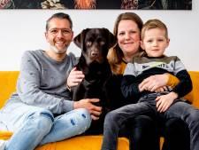 Genoeg geld opgehaald voor levensreddende operatie pup Lex: 'We zijn superblij dat het is gelukt'