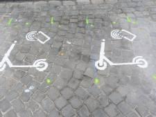 Six emplacements pour trottinettes partagées créés à Liège, une première en Wallonie