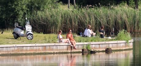 Eindhoven gaat stadsstrandje Gennep aanpakken. 'Kinderen zagen man voorbij dobberen'