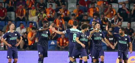 PSV stap dichter bij Champions League na probleemloze zege op Galatasaray