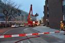 Brand appartementencomplex Markendaalse weg Breda