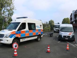 Civiele bescherming en scheepvaartpolitie zoeken op Dender naar vermiste vrouw uit Ninove