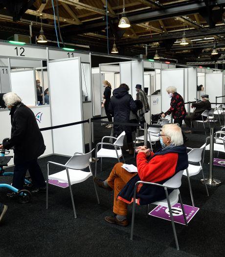 Vaccin halen in Amersfoort kan binnenkort ook zónder afspraak