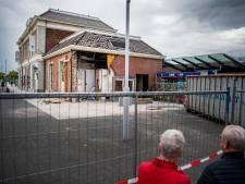 Herstel van station Apeldoorn loopt flink in de papieren, maar kan snel