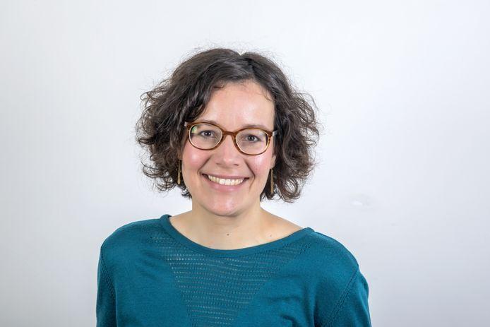 Huisarts Lise Vandecasteele (PVDA).