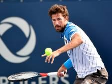 Haase neemt eerste horde in kwalificatie US Open