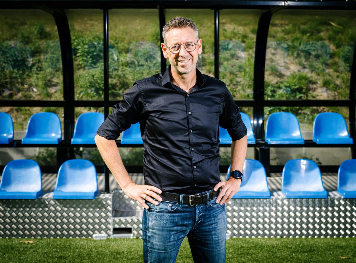 Jan Dirk van der Zee, Directeur KNVB amateur- en vrouwenvoetbal van de KNVB.