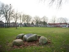 Heino krijgt een beachveld: grond naast Sporthal Hoogerheyne komende jaren een zandbak