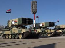 Iraakse leger viert overwinning op IS