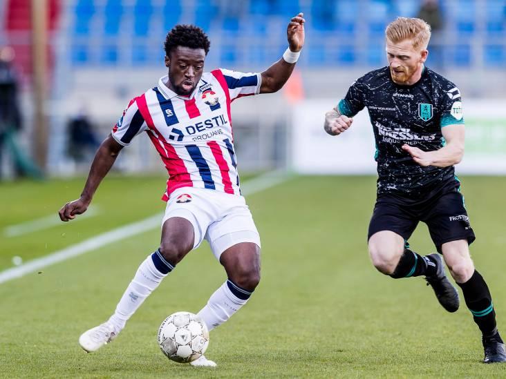 LIVE | Grote kans voor Pavlidis, Willem II weet zich gesteund door 2000 uitzinnige supporters