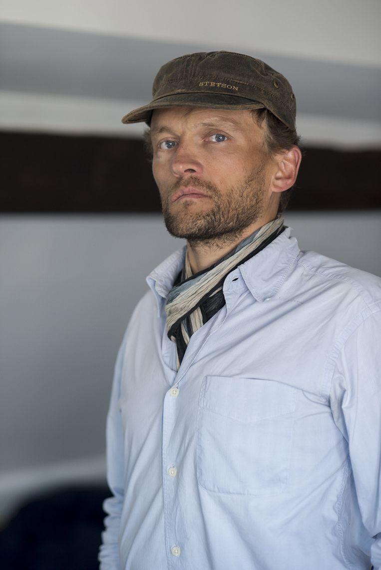 Sylvain Tesson in 2015. Beeld BELGAIMAGE